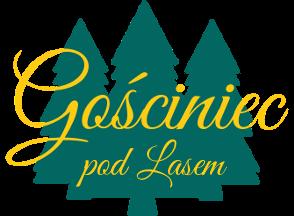 Logo gościniec pod lasem